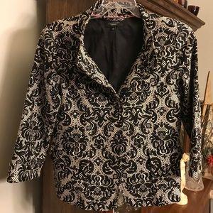 Ladies Jacket By Talbots sz 10